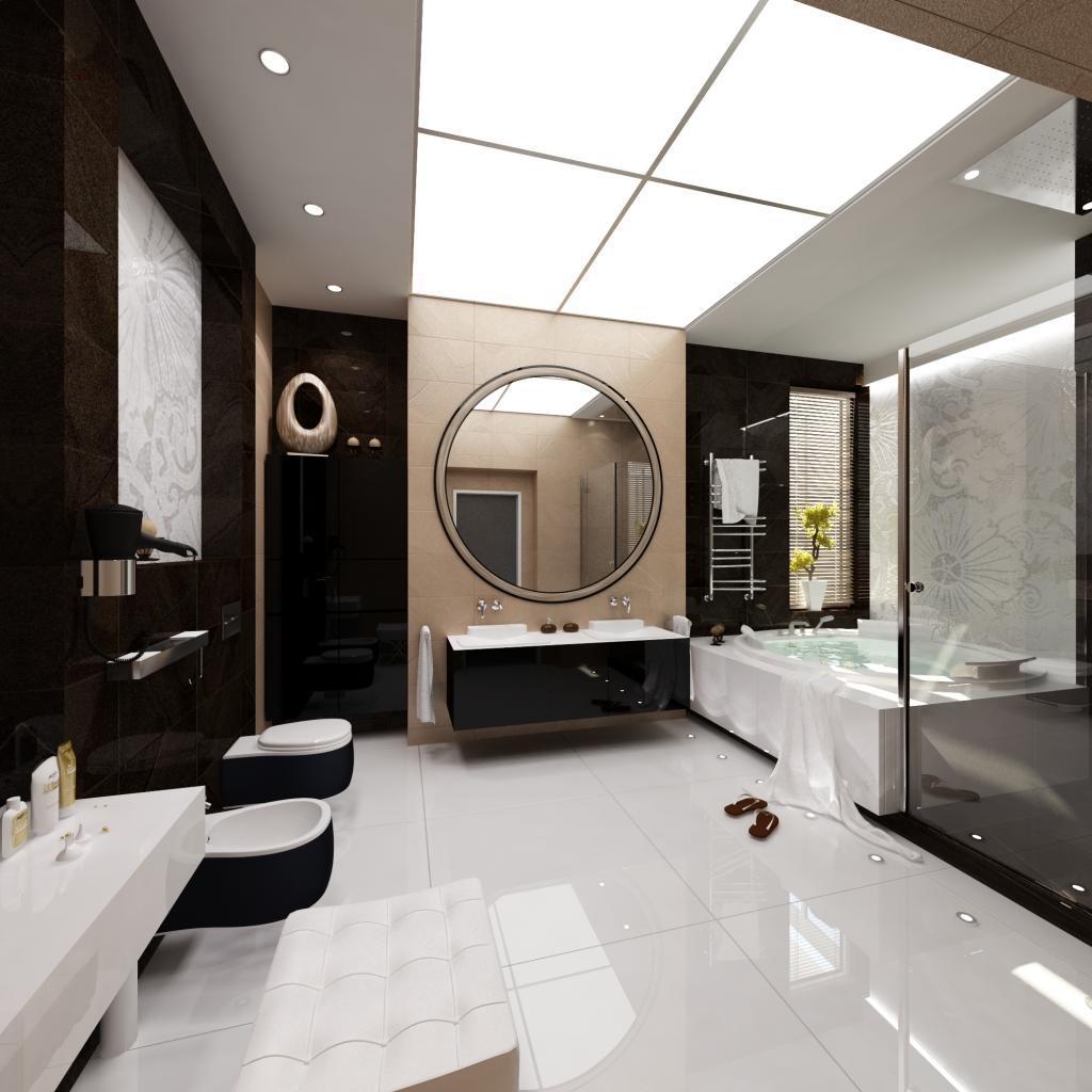 Наилучший дизайн ванной комнаты интерьер ванных комнат фотогалереи
